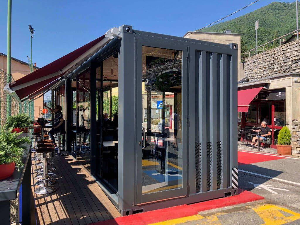 Container Ad Uso Architettonico Mix Di Design E Robustezza Epicon